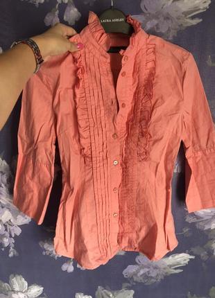 Рубашка kira plastinina xs размер