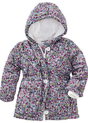 Красивые утепленные деми куртки topolino в наличии 80, 86р.