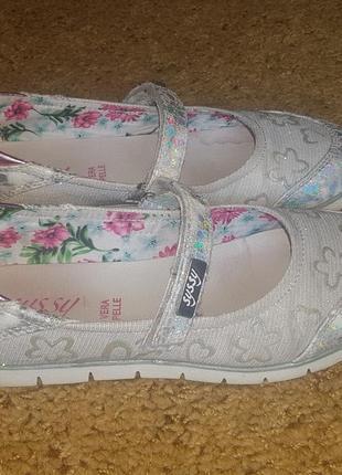Нарядные  туфли 32р.