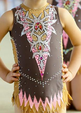 Гимнастический костюм (купальник)
