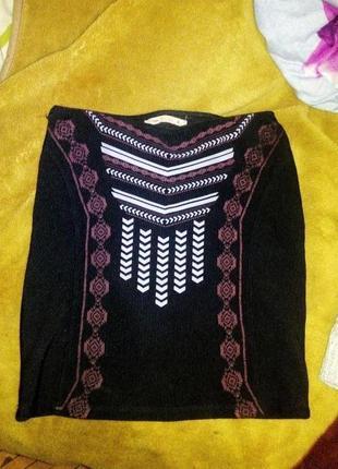 Мини-юбка от bershka