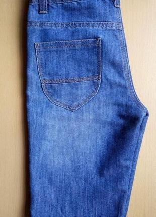 Джинсовые шорты бриджи капри