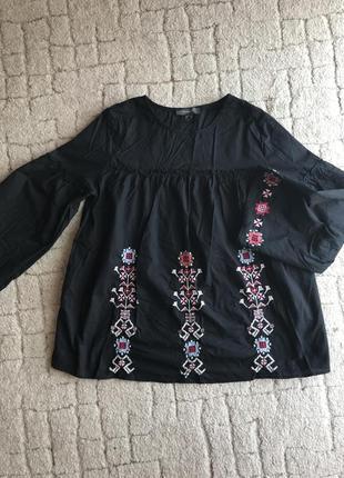 Блуза с вышивкой в стиле бохо primark