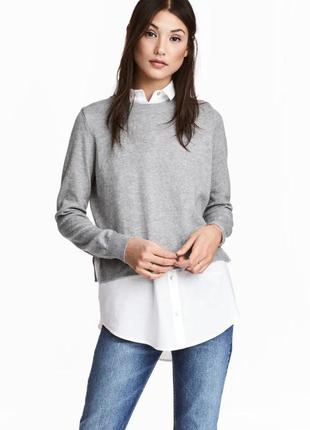 Стильный свитер atmosphere
