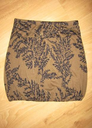 Фирменная стрейчевая юбка 46-48 м-л рр