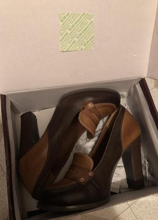 Туфли ложочки классика