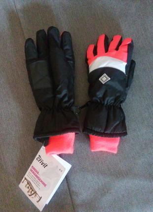Перчатки crivit р6.5 новые