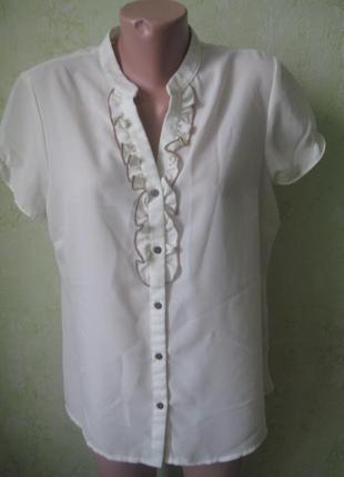 Шикарная блузкаакция**при покупке 2-х вещей б/у 3-я меньшая по цене  в подарок