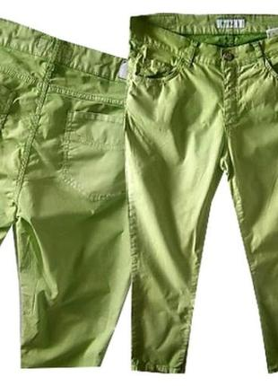 Легкие укороченные брюки размер 48-50