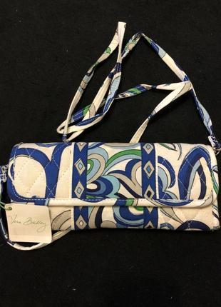 Сумка клатч текстиль vera bradley