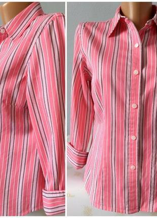📢скидки до -60% на весь товар!!! стильная брендовая рубашка, 100% cotton, usa, s/m