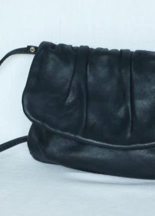 Topshop real leather индия кожаная сумка сумочка длинная ручка кросс-боди
