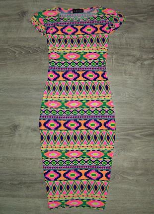 Яркое платье p 4 you