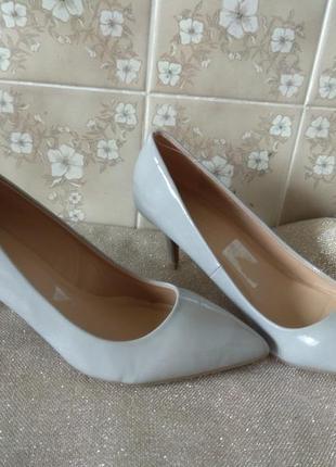 Шикарные туфли 26.5см англия