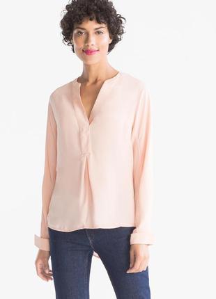 Новая легкая блуза размеры 48eur на наш 56-58 фирмы c&a