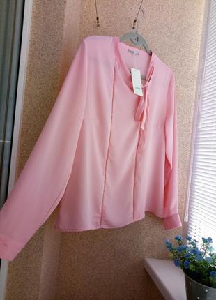 Блуза с завязками lovie