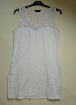 Платье туника сарафан m-l