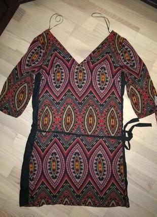 Платье promod eur 38 вискоза идеальное состояние