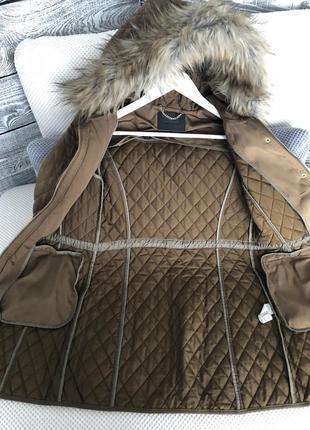 Курточка весна-осень zara