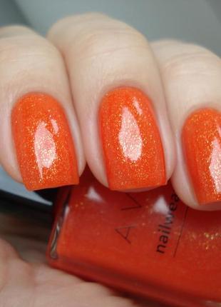Лак для ногтей avon - mandarin magic