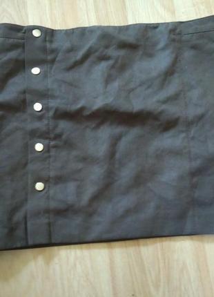 Шикарная юбка zara
