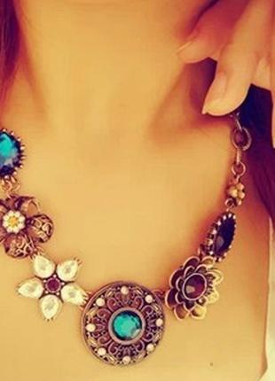 Распродажа украшений! ожерелье ретро стиль бохо