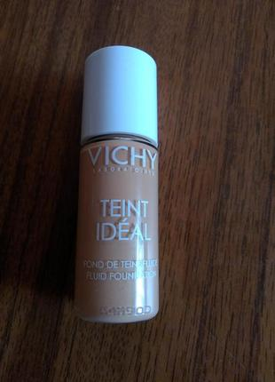Тональний крем vichy teint ideal