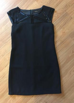 Платье короткое платье