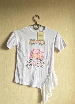 Набір футболка і лосіни