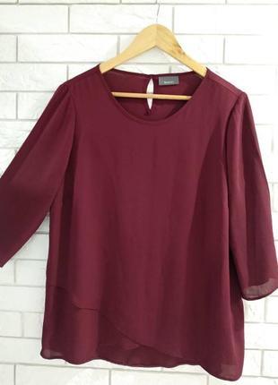 Качественная деловая блуза yessica