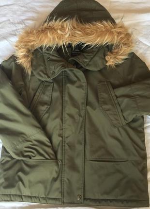 Зимова куртка sinsay