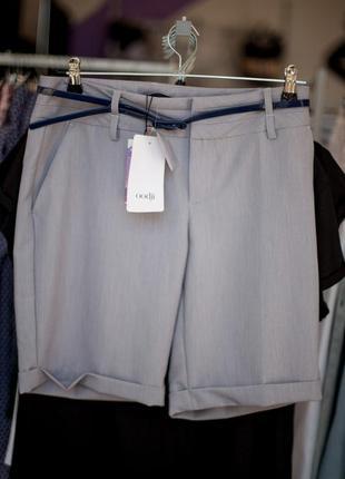 Классические шорты бриджи от oodji