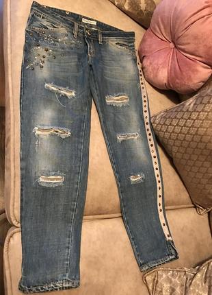 Брендові італійські джинси  rossodisera
