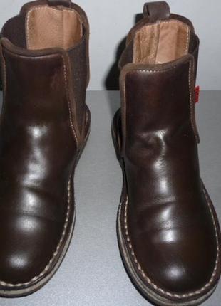Демисезонные ботиночки  kickers