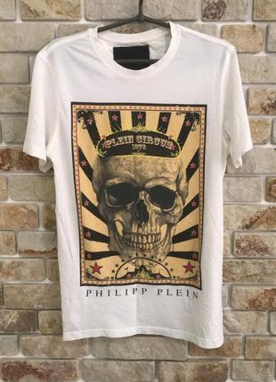Платье футболка philipp plein