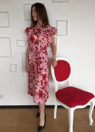 Платье из новых коллекций зара
