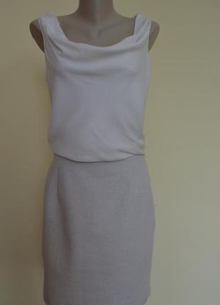 Бутиковое итальянское брендовое платье