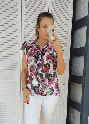 Блуза floral