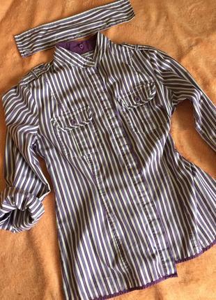 Супер стильна блуза сорочка zara