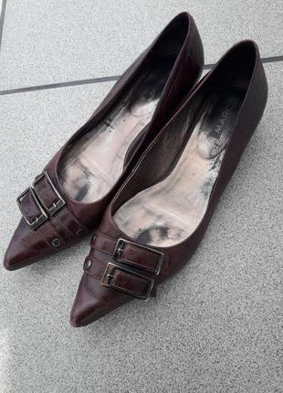 Туфлі шкіряні mars soft walk