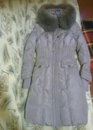 Пуховик длинный,куртка,пальто