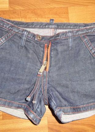 Короткие джинсовые шорты оригинал