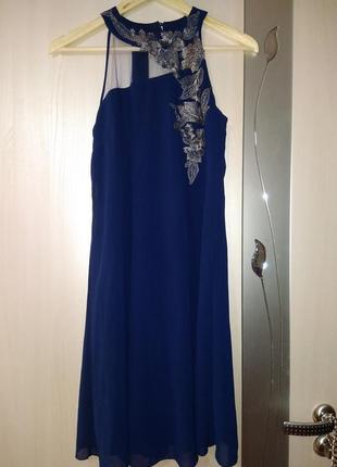 Коктейльное вечернее платье little mistress