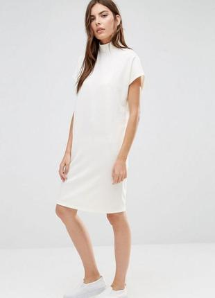 Платье кокон vila clothes