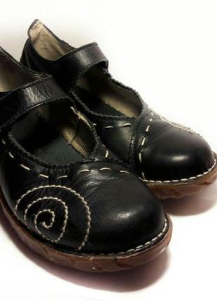 Туфли в стиле mary jane,  el naturalista, 37,5 размер