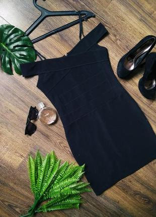 Бандажное платье футляр от asos