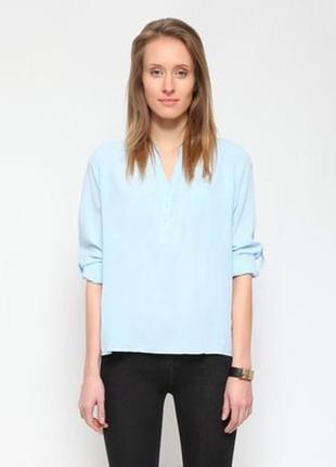 Стильная ультрамодная рубашка.польша.42 евро,укр 48-50