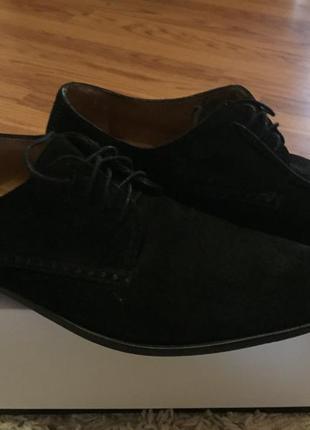 Polini мужские туфли новые