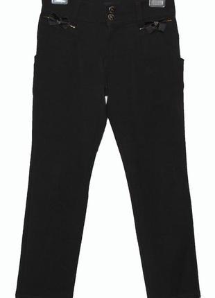 Модные школьные брюки yuke