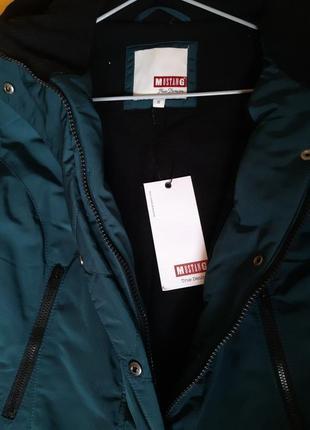 Куртка  mustang р.s оригинал